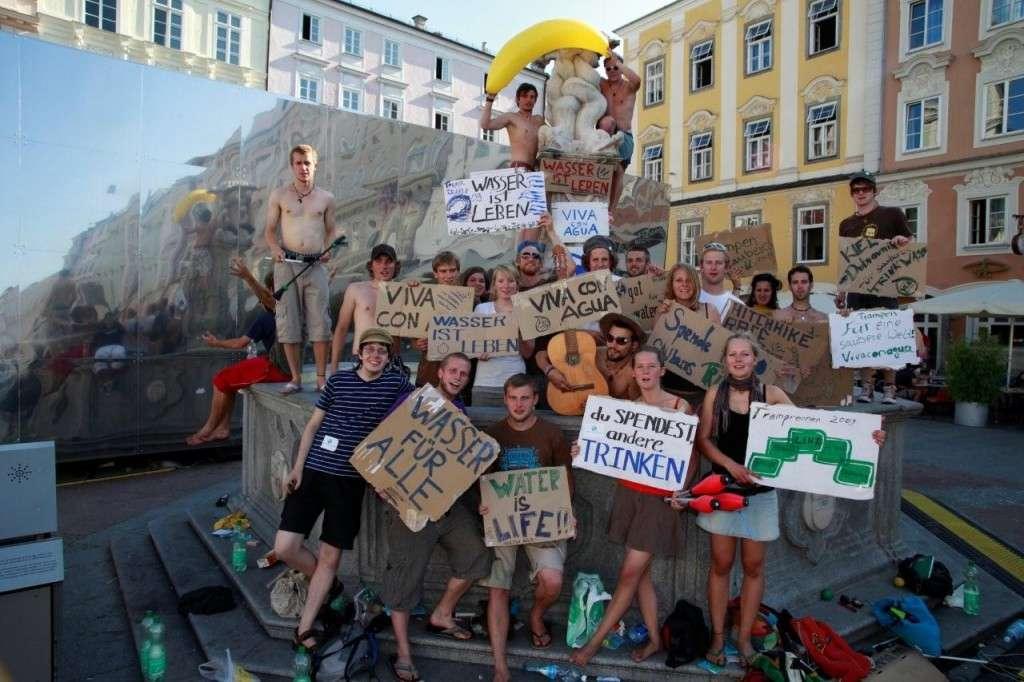 Tramprennen 2009 - Kiel - Dubrovnik