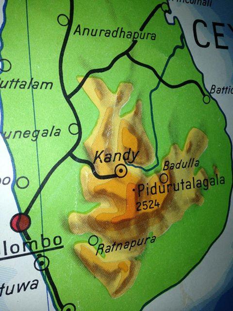 Kandy Mountain